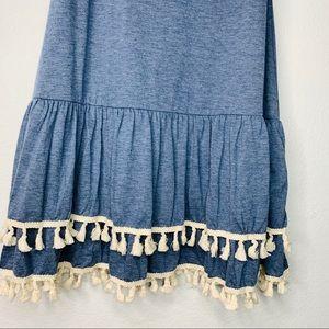 Anthropologie Dresses - Anthropologie a'reve Tassel Dress